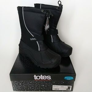 Other - Totes Men's Waterproof Winter Boots
